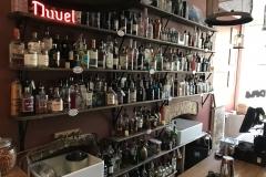 JG Gin and Cocktail Bar selection