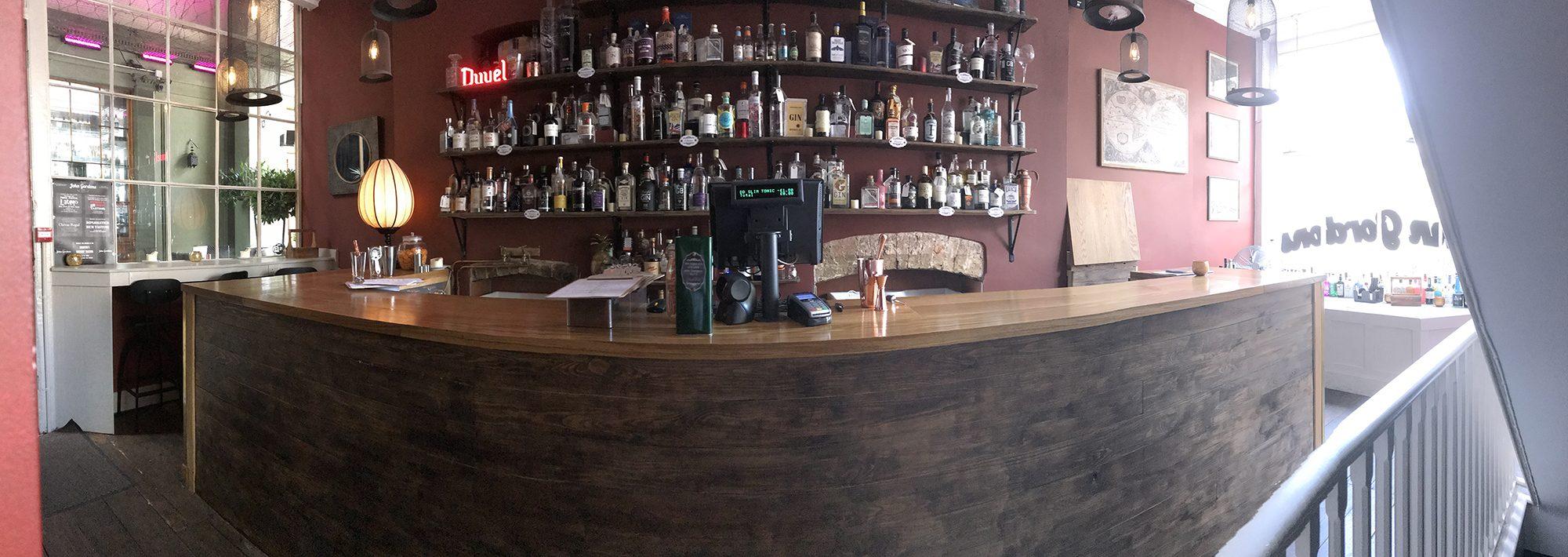 Around the World in 6 Gins at John Gordons Whisky and Wine Bar in Cheltenham